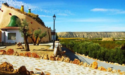 Cuevas la Granja Guadix - Vivencia Travel (9)