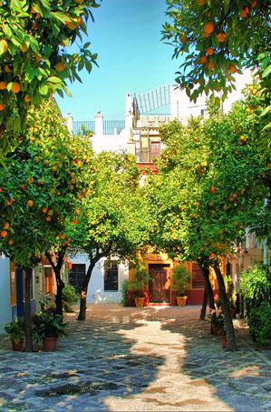 Moors erfgoed van Andalusië