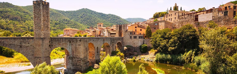 Natuur en cultuurreizen Catalonie