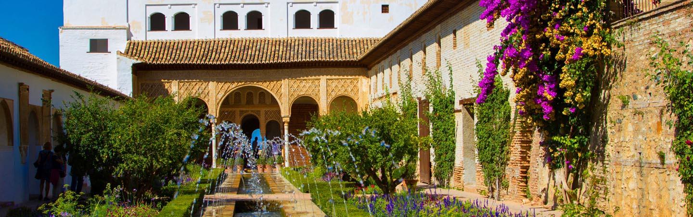 Reizen Zuid-Spanje