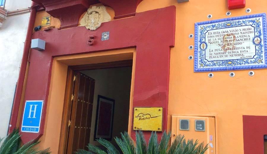 Boetiekhotel casa del maestro sevilla vivencia travel - La casa del maestro ...