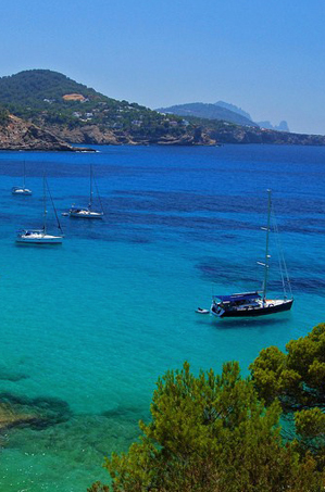 Rondreis idyllisch Ibiza