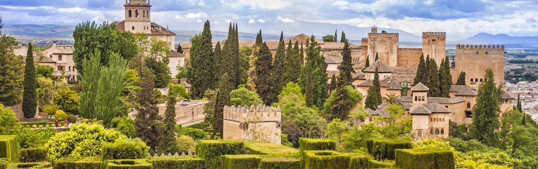 Cultuurreizen Andalusië