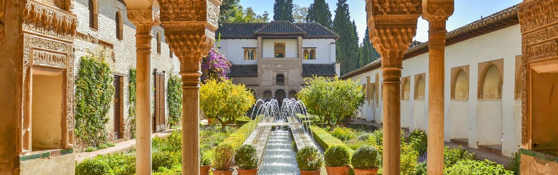 Cultuurreizen Spanje