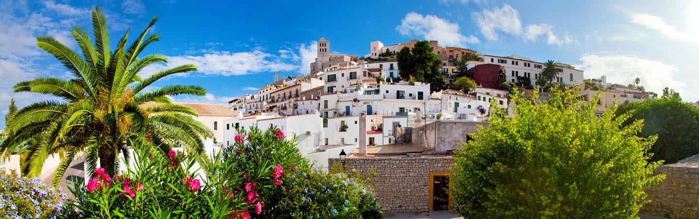 Luxe reizen Ibiza