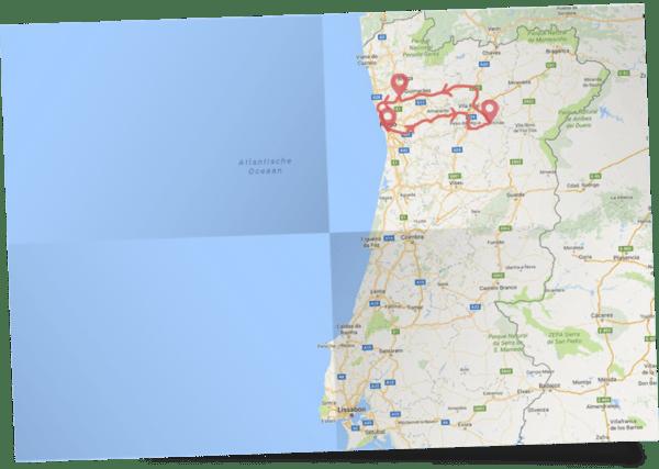 Groen en gastvrij Noord-Portugal