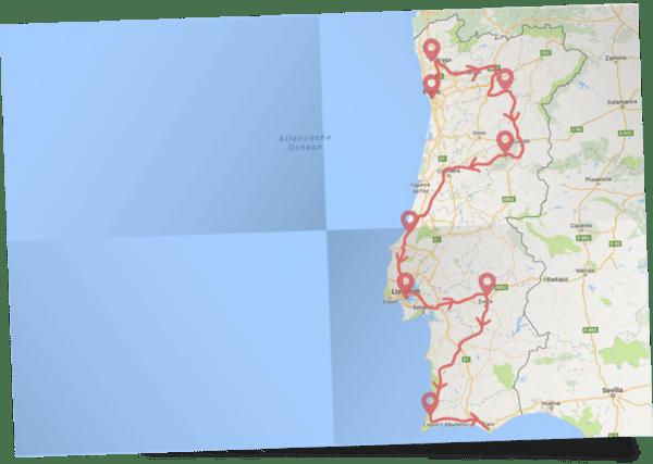 Vivencia Traveller Portugal