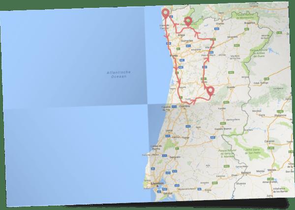 Familiereis natuur van Noord-Portugal