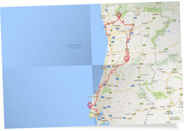 Familiereis veelzijdig Portugal