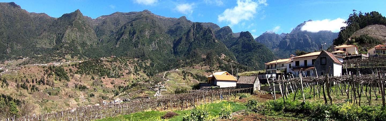 Natuur en cultuurreizen Madeira - Vivencia Travel