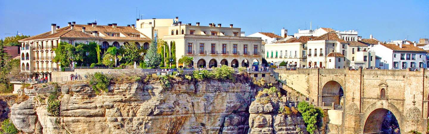Paradores reizen Andalusie - Vivencia Travel