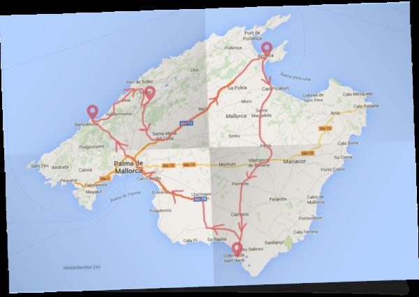 Rondreis Parels van Mallorca