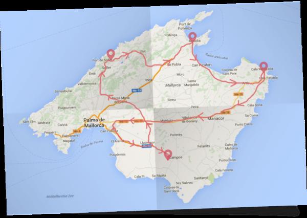 Rondreis Parels van Mallorca deluxe