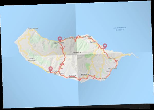 Wandelen en natuur op Madeira