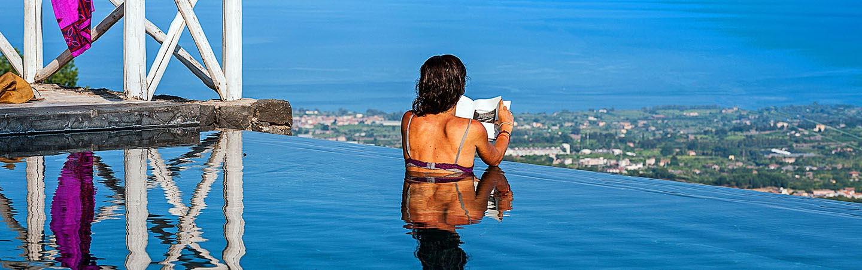 Luxe reizen Sicilië