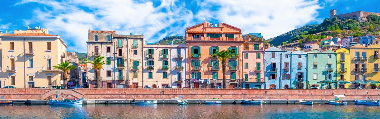 Natuur cultuur reizen Sardinië