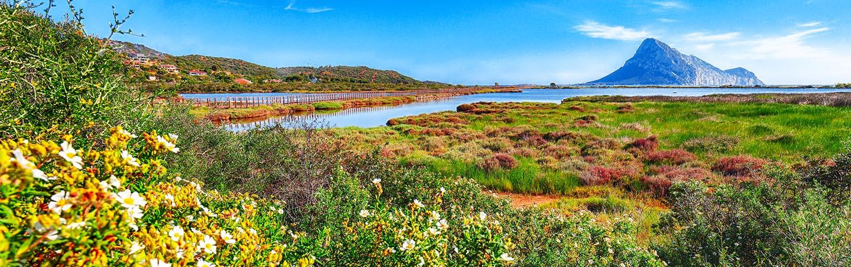 Natuurreizen Sardinië
