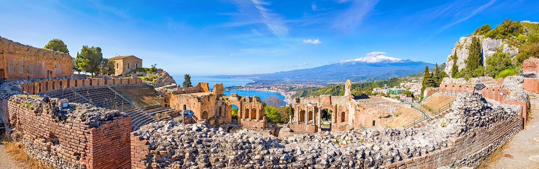 Reizen Sicilië