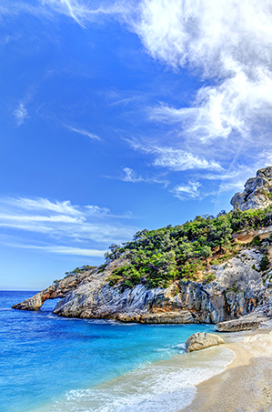 Parels van Sardinië