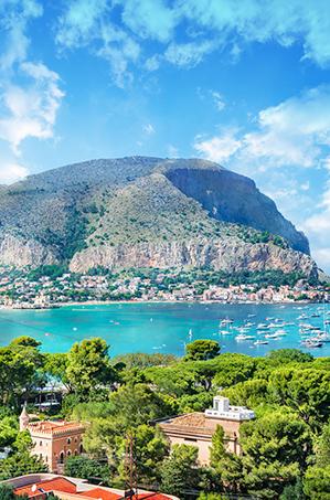 Parels van Sicilië