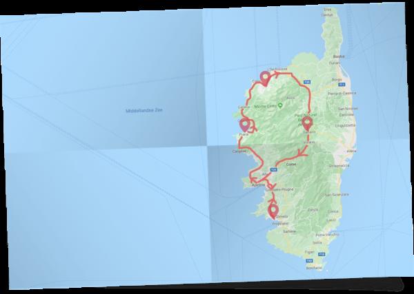 Rondreis Parels van Corsica