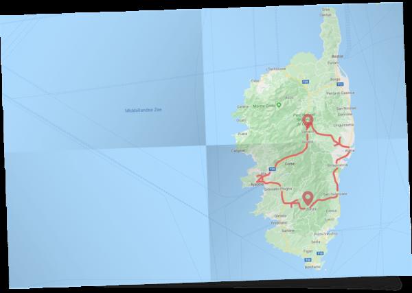 Wandelen en natuur op Corsica