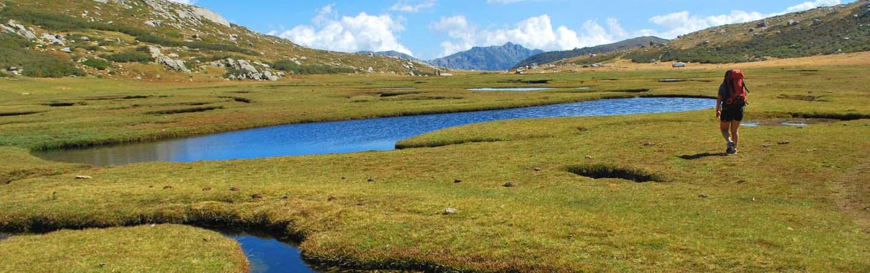 Natuurreizen Corsica