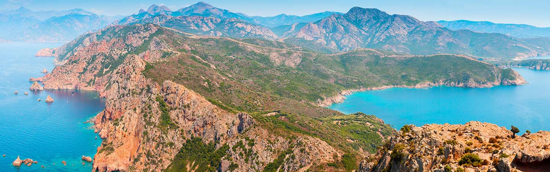 Reizen Corsica