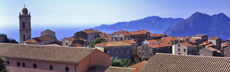 Rondreizen Corsica