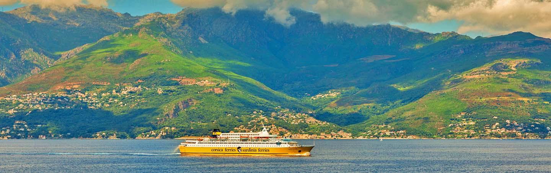 Combinatiereizen Corsica